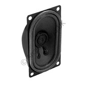 Full Range Oval Speaker - 41 x 71mm - 8Ω 2w