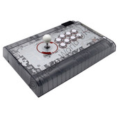 QanBa Q2 Crystal 3-In-1 Arcade Fighting Stick - PS4/PS3/PC