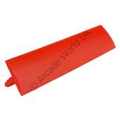 Bright Red Half Inch T-Molding