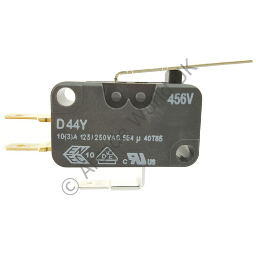 D44Y Cherry Joystick Microswitch With 4.8mm Terminals