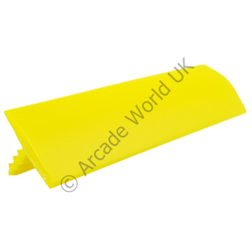 Yellow Half Inch T Molding