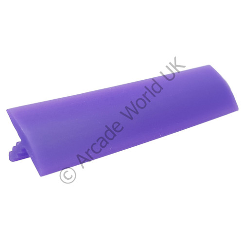 Purple Half Inch T-Molding
