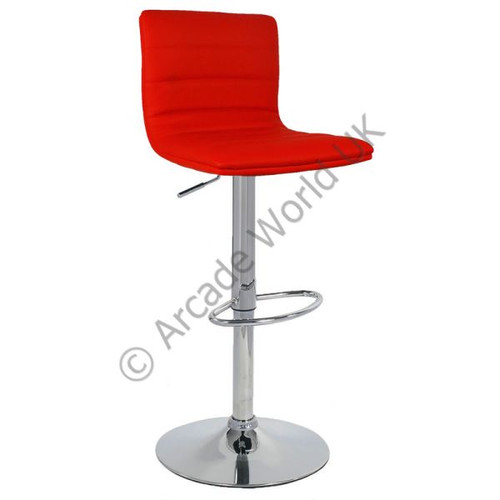 Aldo Chrome Bar Stool Arcade World Uk