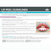 TCA Lip Peel Kit for upper and lower smokers lines, marionette lines and nasal labial folds.