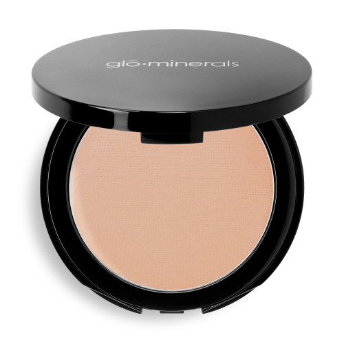 glominerals pressed powder makeup. Vitamins C, A, K, E. Good for all skin types - including acne.