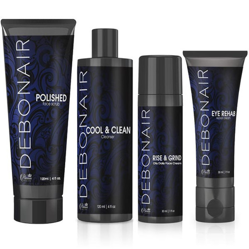 Debonair Mens | Facial Skin Care Set
