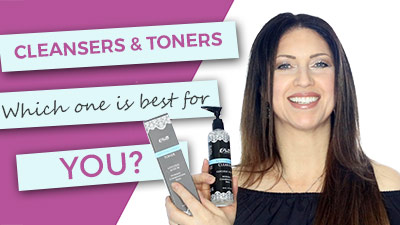 Which cleanser and Toner is best for your skin?