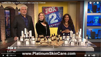 Fox 2 News - Winter Skin Tips