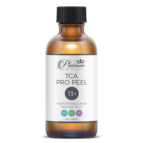 TCA, as it commonly goes by, is one of the most well studied acids available. Its superiority comes from its versatility. It can be applied in a single layer as a superficial peel, or it can be layered to deepen penetration. *Safety dictates that more layers of a lower % is always the best method.  TCA is generally well tolerated in all skin tones and types with proper preparation. It is very effective for pigmentation, wrinkles, fine lines, rough skin, photo damage, flat warts, skin laxity, acne and scarring.  6-8 treatments will be administered in bi-weekly/monthly increments.