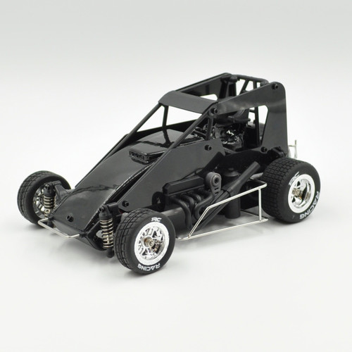 Highly Detailed Radio Controlled Midget Race Cars