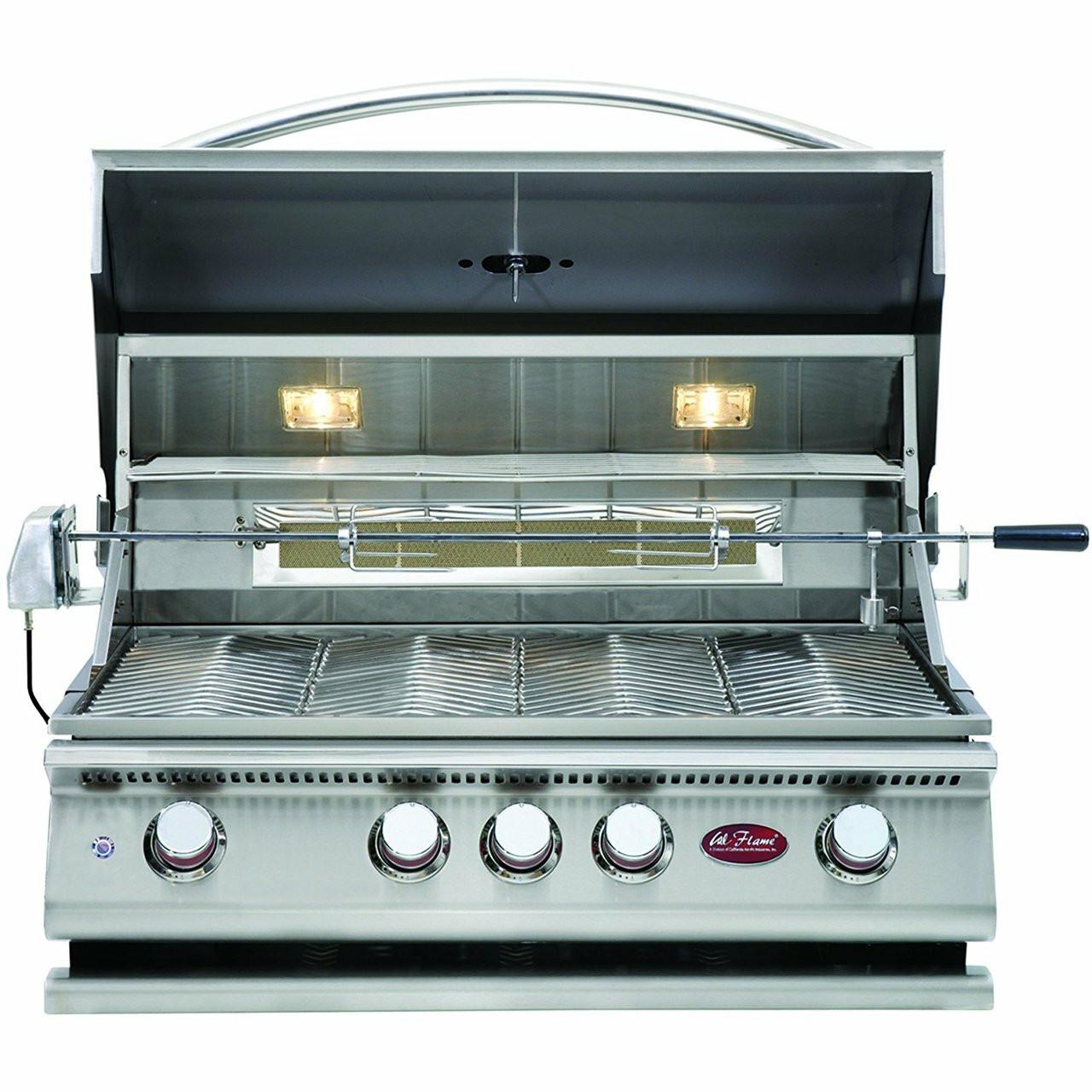 Cal Flame P4 Premium 4-Burner Grill   DIY BBQ