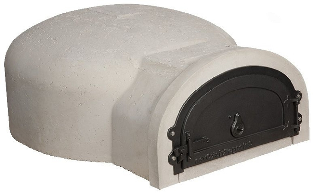 Chicago Brick Oven Cbo 750 Wood Burning Refractory Oven Kit