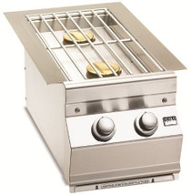 Fire Magic Aurora Double Side Burner-Slide In