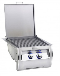 Fire Magic Echelon Double sear side burner