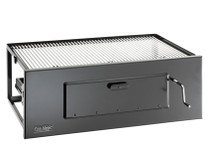 "Fire Magic Charcoal Built In Grill (Lift A Fire 23"" x 16"")"