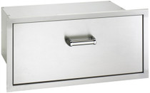 "Fire Magic Premium Flush Mounted Series 30"" Masonry Drawer"