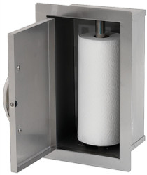 Cal Flame Paper Towel Storage