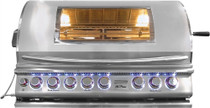 Cal Flame BBQ18875CTG Top Gun Built-In 5 Burner Convection