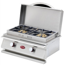 Cal Flame 30,000 BTU Side-by-Side Burner