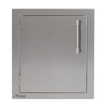 Alfresco 17 x 21 Inch Vertical Single Access Door-AXE-17