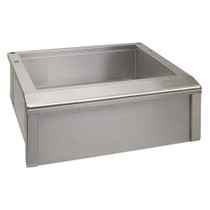 Alfresco 30 Inch Main Sink With Cutting Board AGBC 30