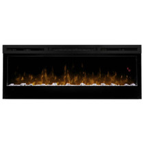 "Dimplex Prism Series 50"" Wall-mount Electric Fireplace"