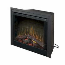 "Dimplex 33"" Deluxe Built-in Electric Firebox Electric Fireplace"