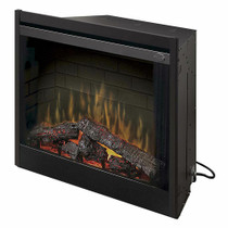 "Dimplex 39"" Deluxe Built-in Electric Firebox Electric Fireplace"