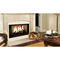Majestic Royalton Radiant Wood Burning Fireplace - 42 Inch