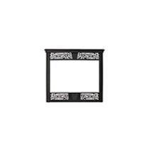 Monessen CFX32DFB Decorative Face Black