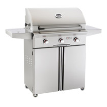 AOG 30-Inch T-Series 3-Burner Freestanding Gas Grill with Rotisserie