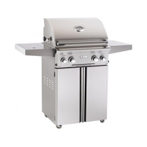 AOG 24-Inch L-Series 2-Burner Freestanding Gas Grill