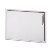AOG 20-Inch Left Hinged Single Storage Door