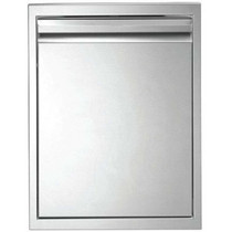 Twin Eagles 18 Inch Single Access Doors Left or Right-Hinged with Soft Closing