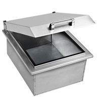 Delta Heat 15 Inch Drop-In Cooler
