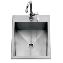 Delta Heat 15 Inch Outdoor Sink