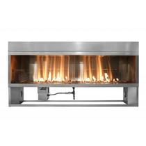 Firegear Kalea Bay Linear Outdoor Fireplace, 48-inch