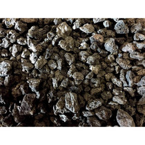 Firegear Black Lava Rock, 50 pounds