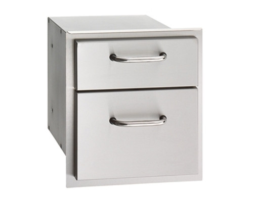 Fire Magic Select Double Storage Drawers