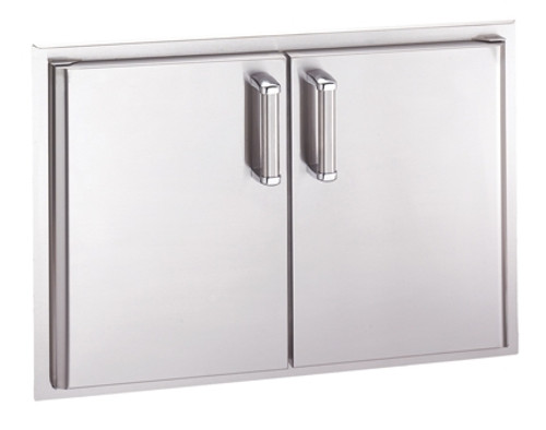Fire Magic Premium Double Access Doors - Reduced Height (53934S)