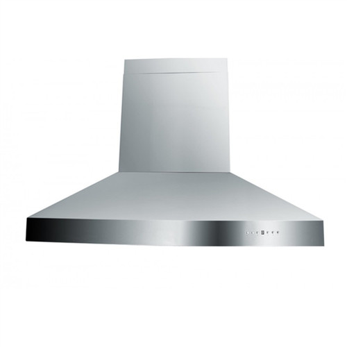"48"" Stainless Steel Outdoor Vent Hood Island"