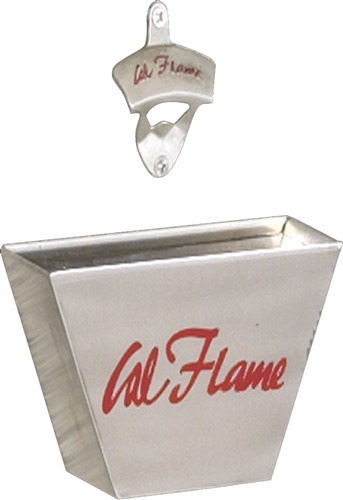 Cal Flame Bottle Opener & Catcher