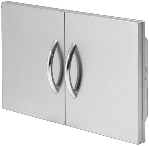"Cal Flame 30"" Double Access Doors"
