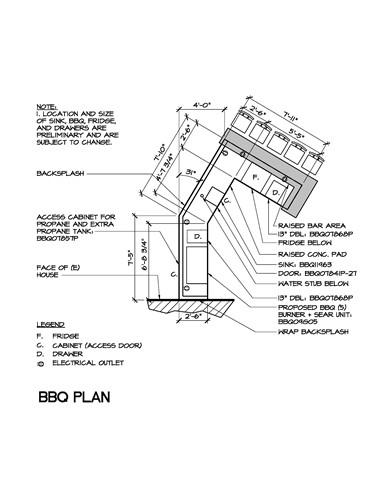 Custom BBQ Island (DIY-BBQ-Andrew2)