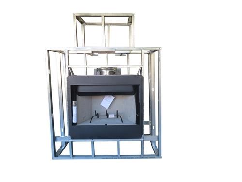 Diy bbq outdoor fireplace frame kit solutioingenieria Choice Image