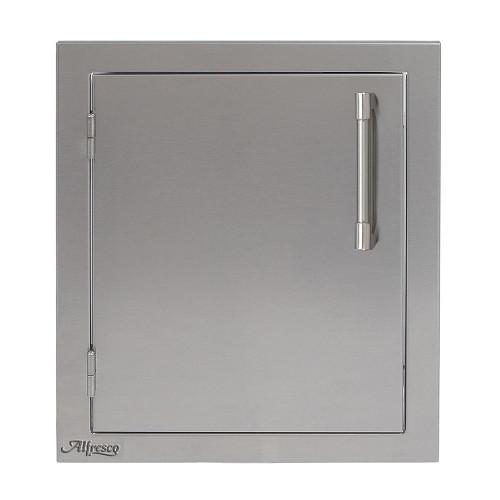 Alfresco 17 x 21 Inch Vertical Single Access Door-AXE-17