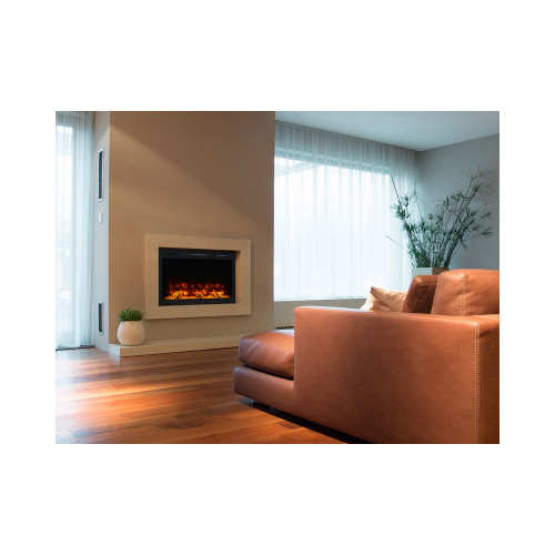 Modern Flames  Spectrum 36 Inch Conventional Electric Fireplace SC36-B