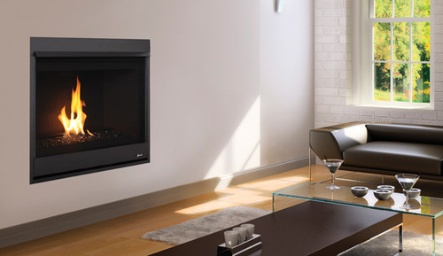Superior DRC2040 40 Inch Contemporary Direct Vent Gas Fireplace