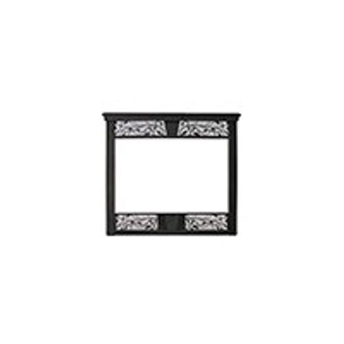 Monessen CFX24DFB Black Decorative Face