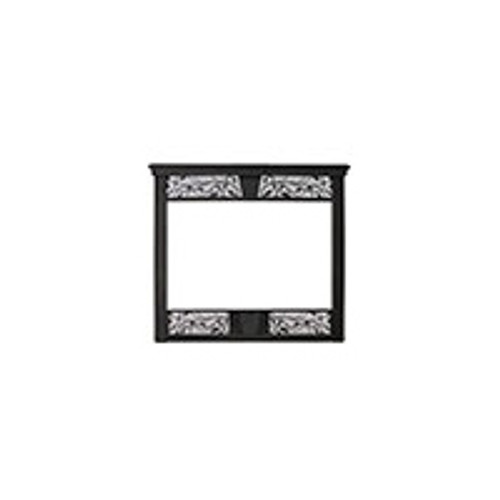 Monessen CFX32DFB Decorative Face Black
